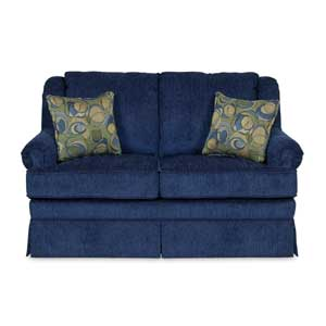 Skirted Loveseat