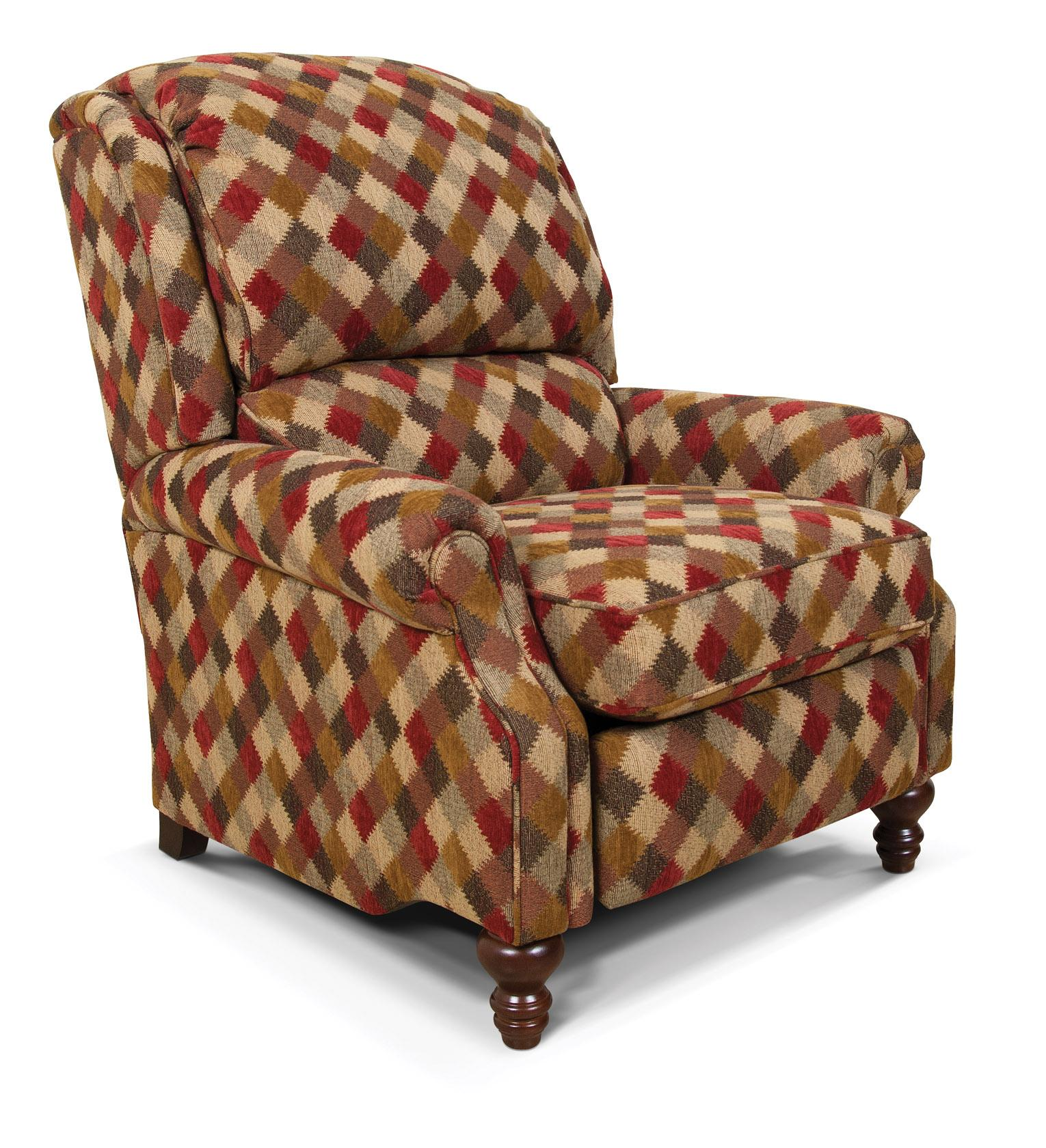 Frances Motion Chair by England at Lynn's Furniture & Mattress