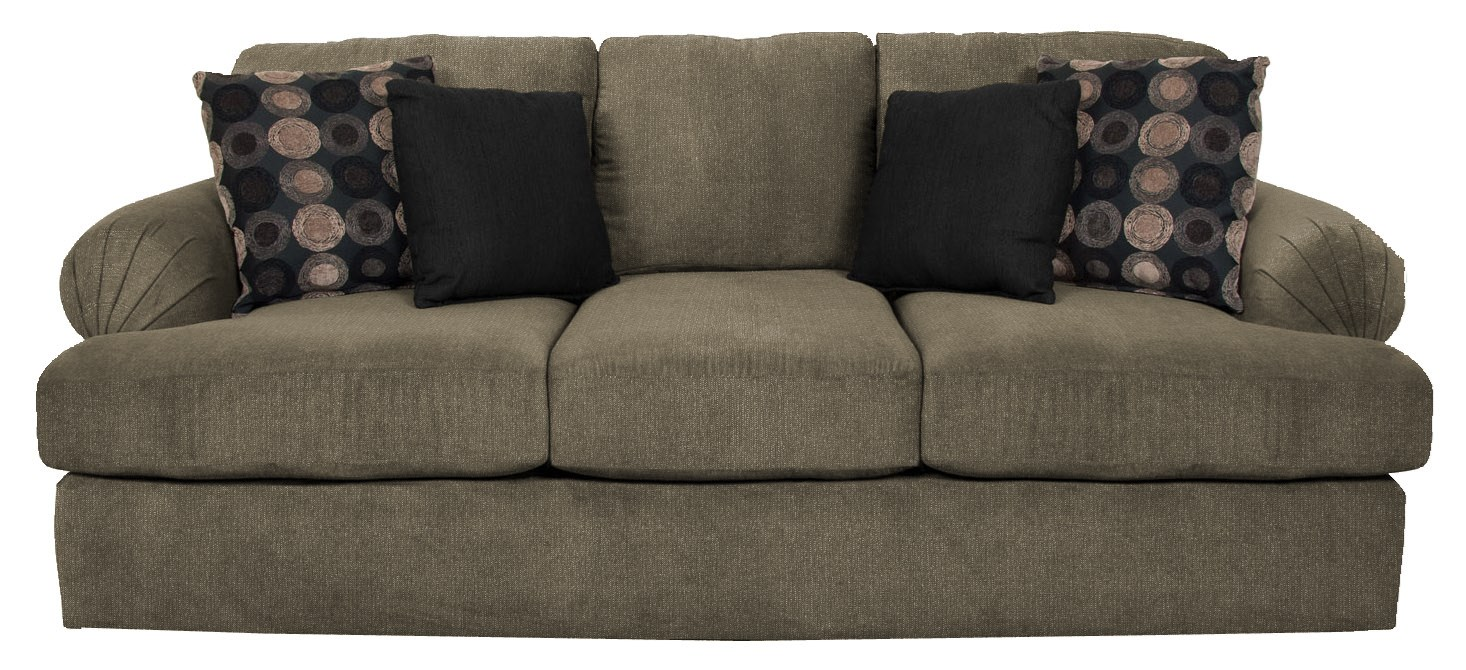 Abbie Stationary Sofa by England at Lynn's Furniture & Mattress