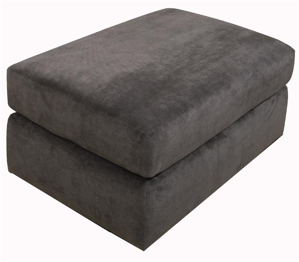 Abbie Ottoman by England at Lynn's Furniture & Mattress
