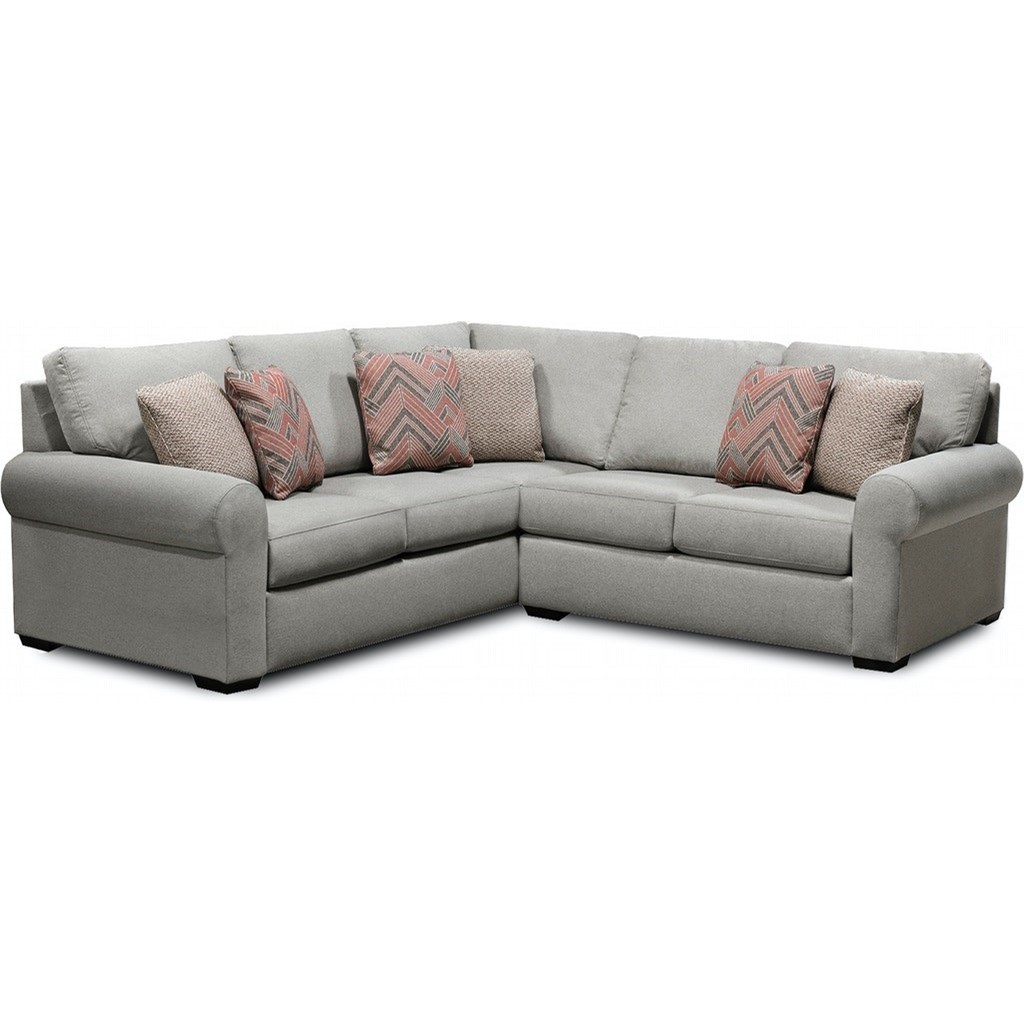 Ailor Sectional by England at Virginia Furniture Market