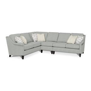 2 Piece Sectional Sofa