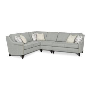 2 Piece RAF Corner Sofa Sectional
