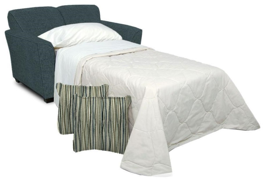Alexvale TWIN SLEEPER With AIR MATTRESS by England at Johnny Janosik