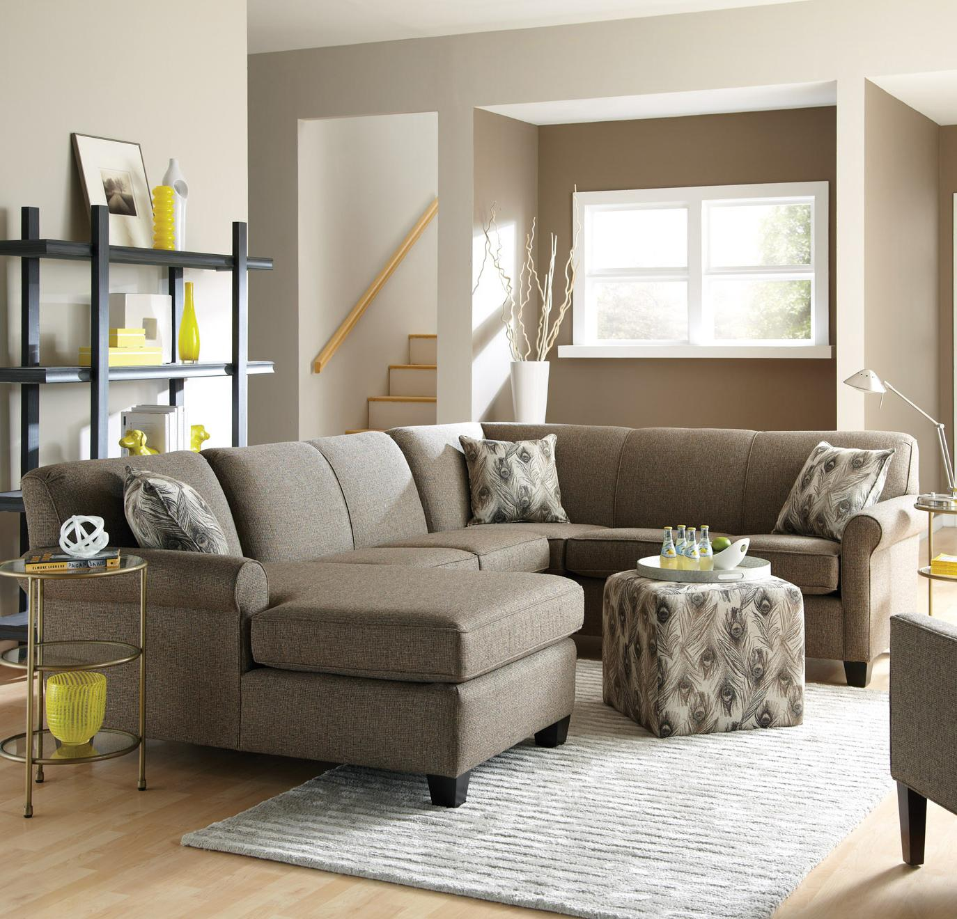 Angie  Sectional Sofa  by England at H.L. Stephens