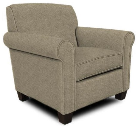Damian Pepper Chair by England at Crowley Furniture & Mattress
