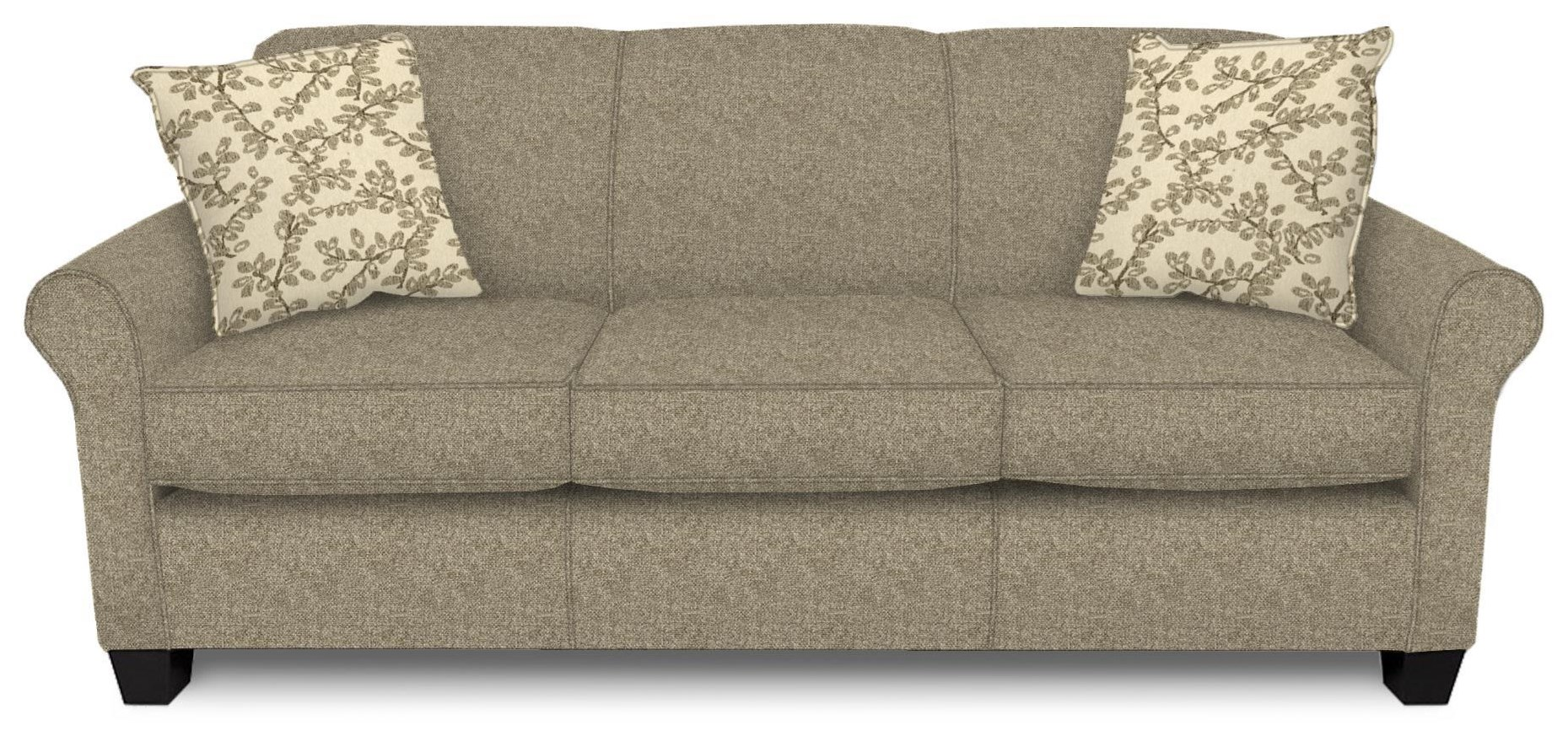 Damian Pepper Sofa by England at Crowley Furniture & Mattress