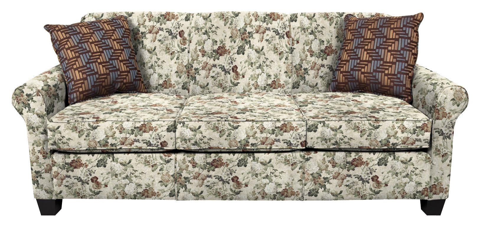 Angie  Casual Stationary Sofa by England at Lapeer Furniture & Mattress Center