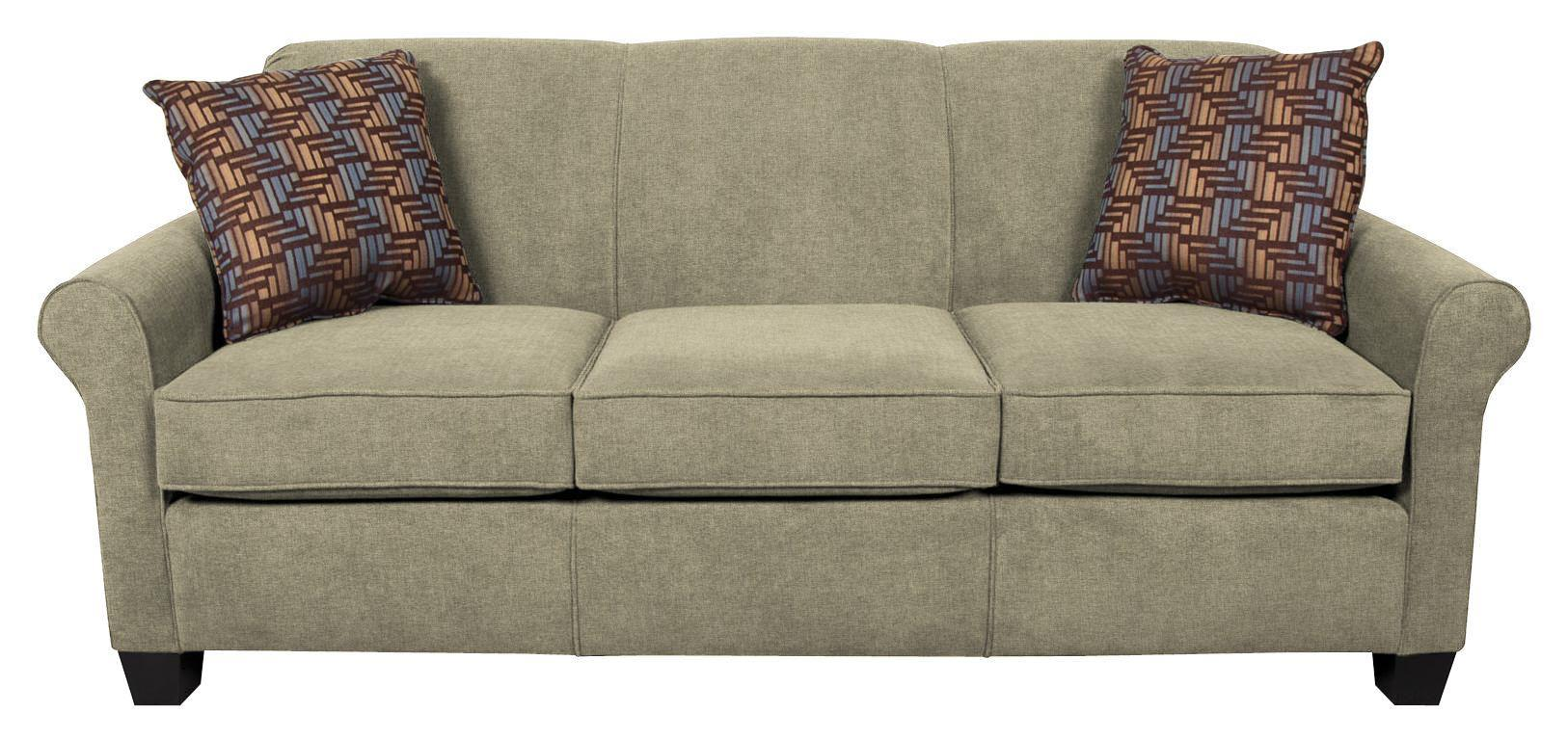 Angie  Casual Stationary Sofa by England at Virginia Furniture Market