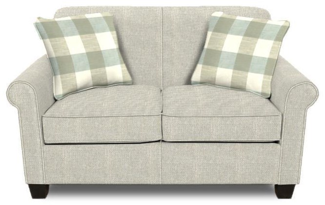 Drew Loveseat by England at Crowley Furniture & Mattress