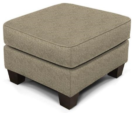 Damian Pepper Ottoman by England at Crowley Furniture & Mattress