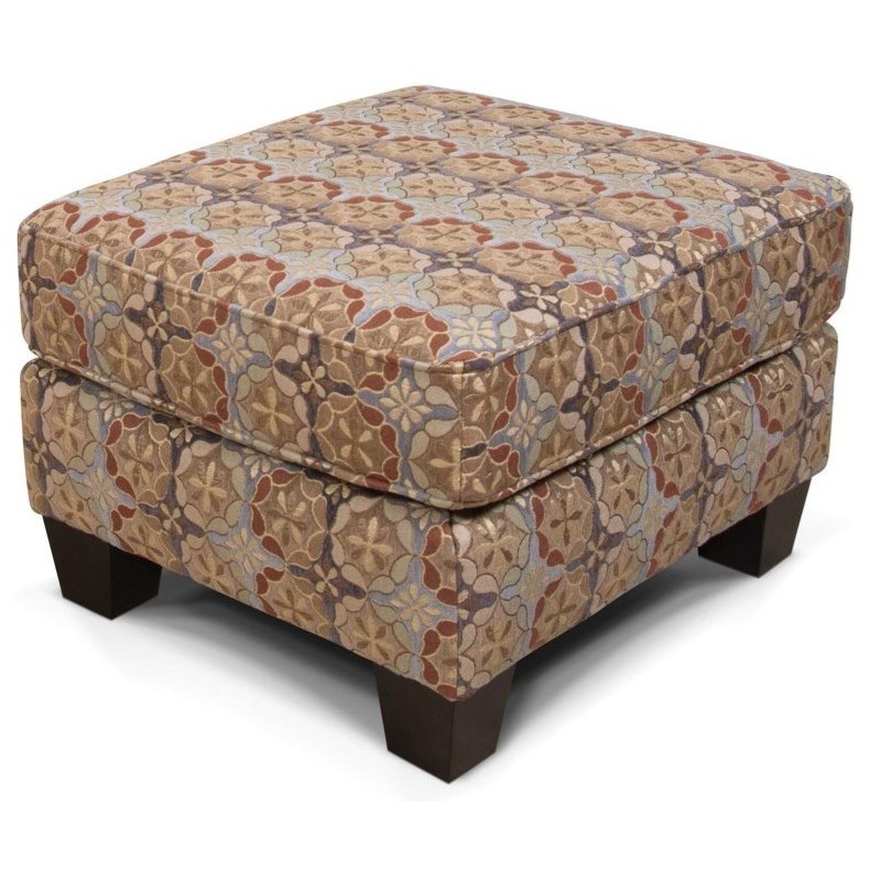 Angie  Ottoman by England at Lapeer Furniture & Mattress Center