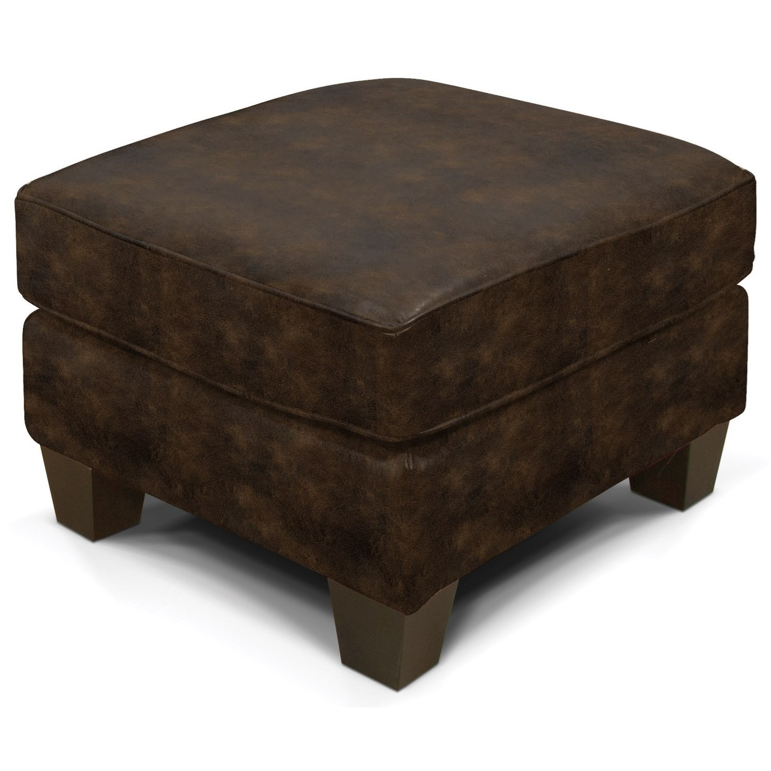 Abalone Ottoman by England at EFO Furniture Outlet