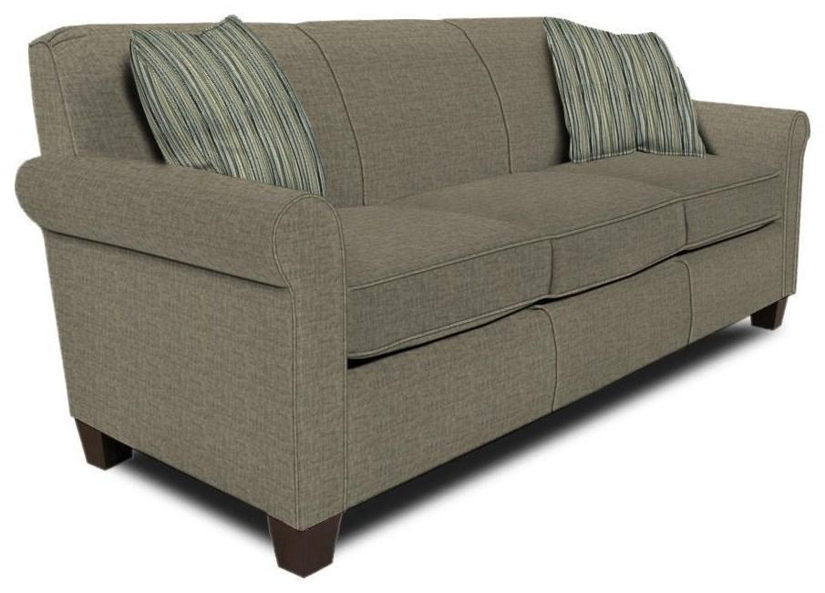 Decker Queen Sleeper Sofa by England at Crowley Furniture & Mattress