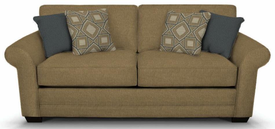 Ashton Sofa by England at Crowley Furniture & Mattress