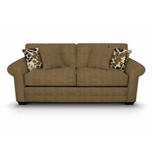 Upholstered Stationary Sofa