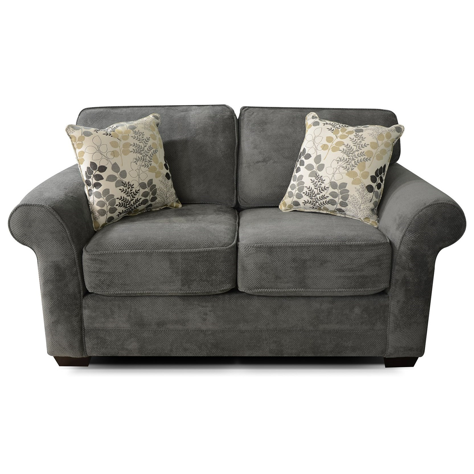 Brantley Loveseat by England at Suburban Furniture