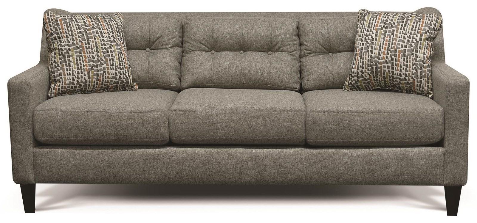 Tufted Back Sofa