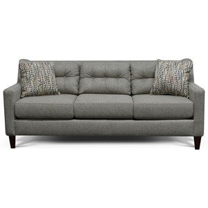 Tufted Back Sofa