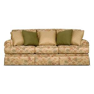 Three Over Three Upholstered Sofa