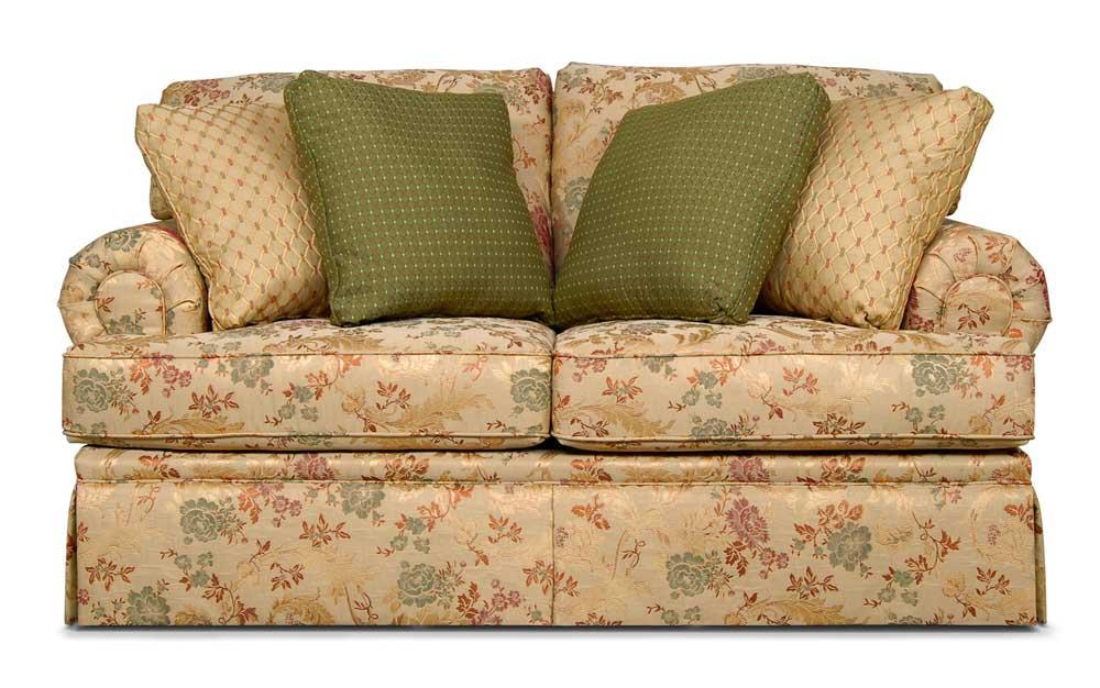 Cambria Loveseat by England at EFO Furniture Outlet