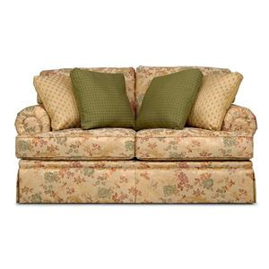 Two Over Two Loveseat