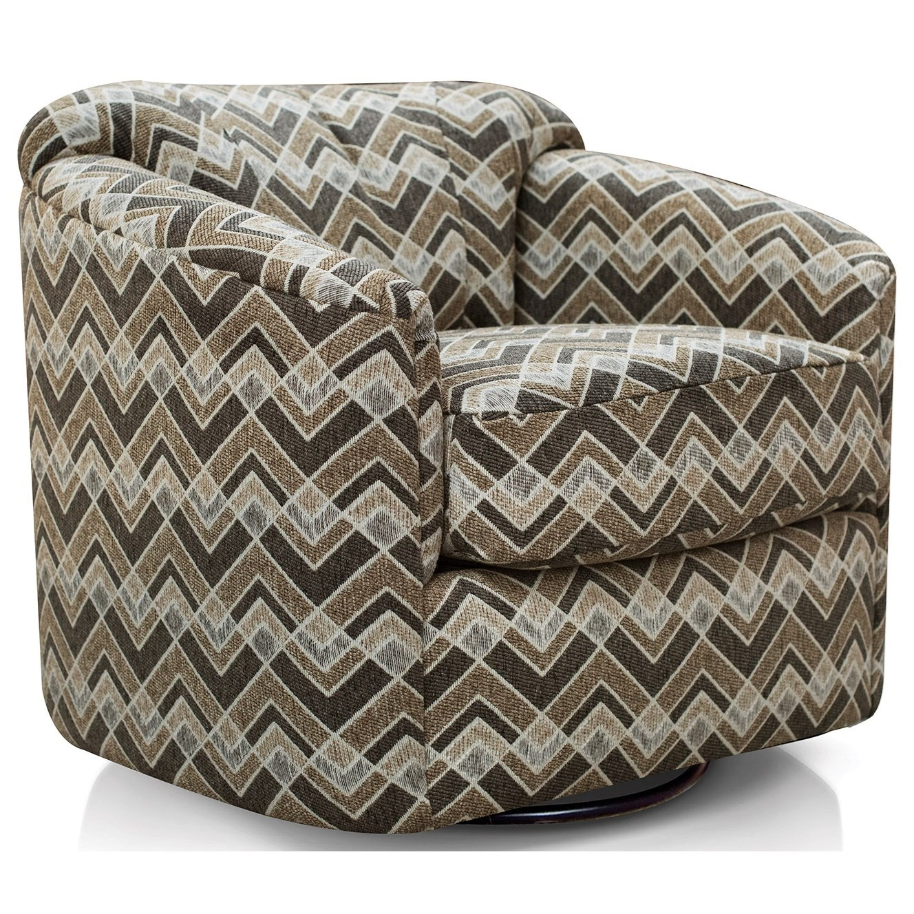 Camden Chair by England at Miller Waldrop Furniture and Decor