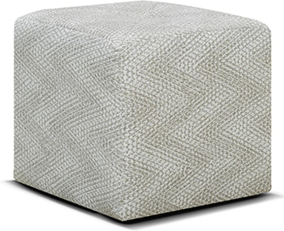 Castile Ottoman by England at Crowley Furniture & Mattress