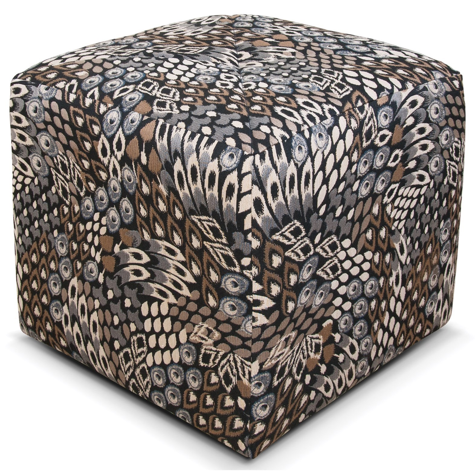Castile Ottoman by England at Suburban Furniture