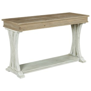 Relaxed Vintage Sofa Table