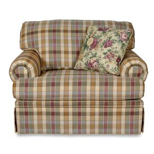 Skirted Chair