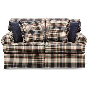 England Clare Loveseat