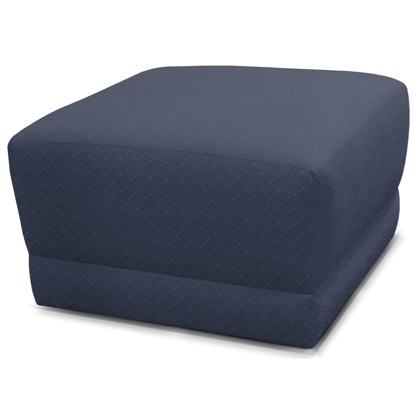 Cole  Ottoman by England at Gill Brothers Furniture