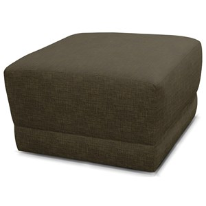 Contemporary Box Ottoman