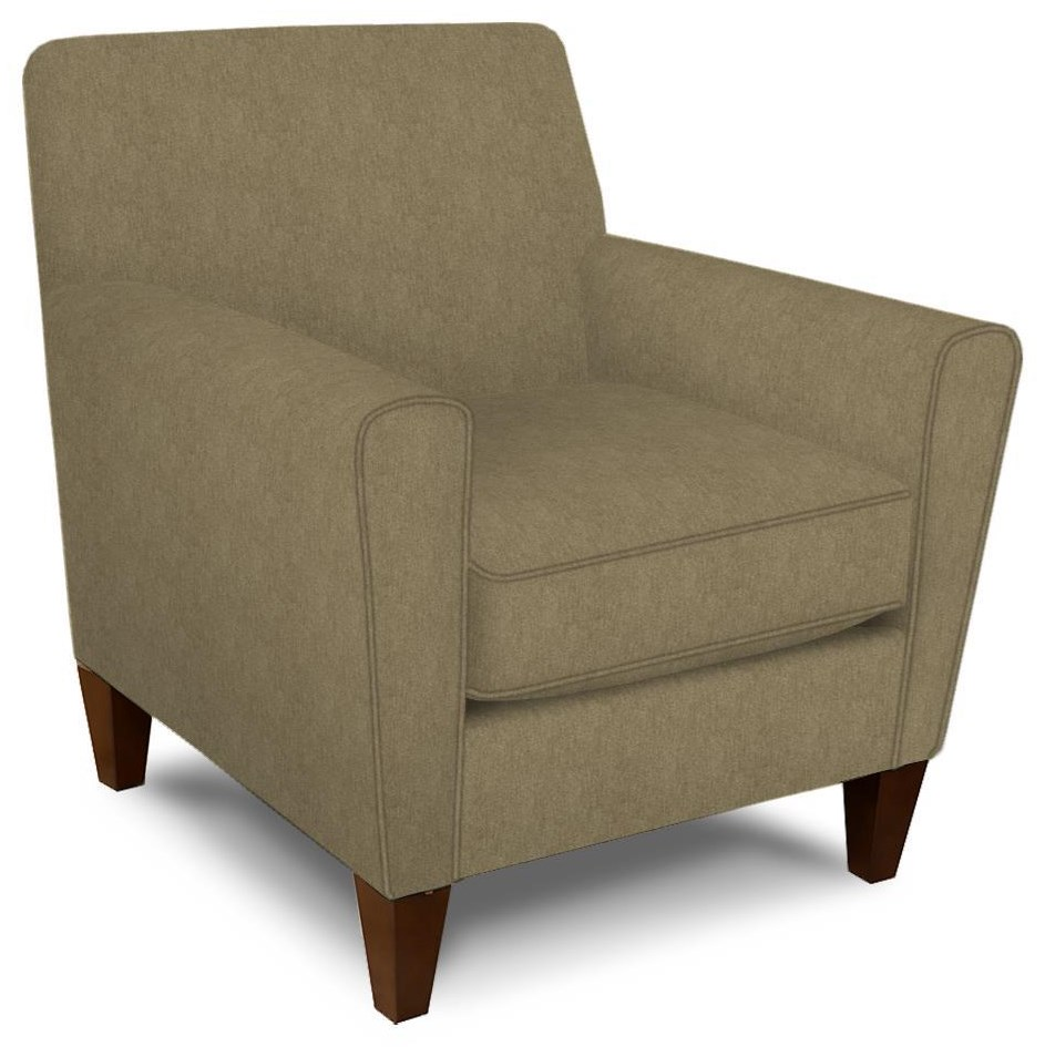 Olivia Chair by England at Crowley Furniture & Mattress