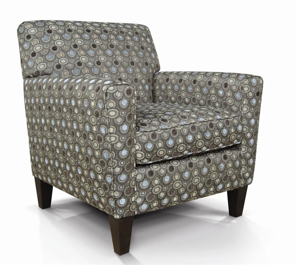 Collegedale Upholstered Chair by England at Rooms and Rest