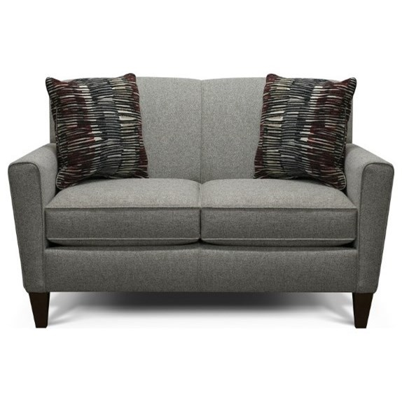 Collegedale Loveseat by England at Westrich Furniture & Appliances