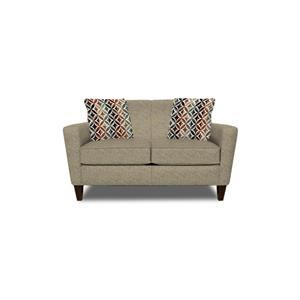 Upholstered Loveseat