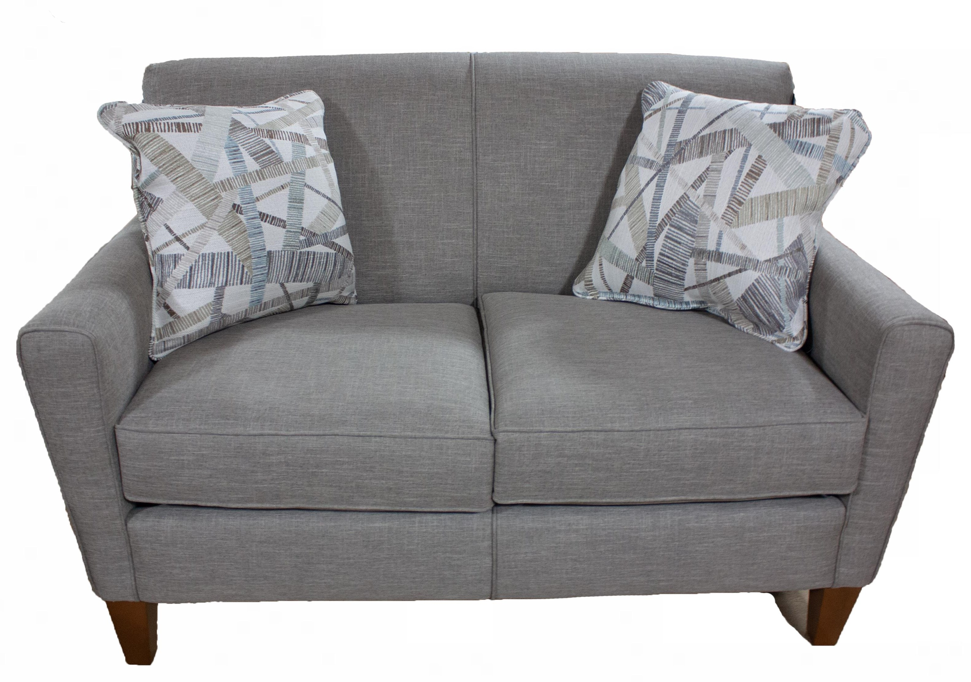 Collegedale Loveseat by England at Esprit Decor Home Furnishings