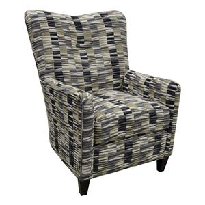 Arm Chair with Contemporary Style