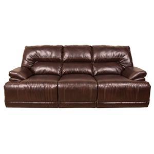 England Davis  Power Double Reclining Sofa