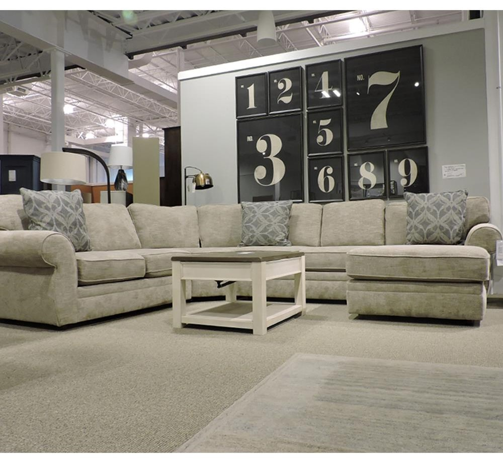 Dolly Sectional by England at Belfort Furniture