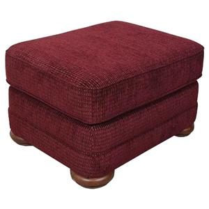 Casual Styled Accent Ottoman