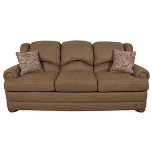 Comfortable Visco Matress Queen Size Sleeper Sofa