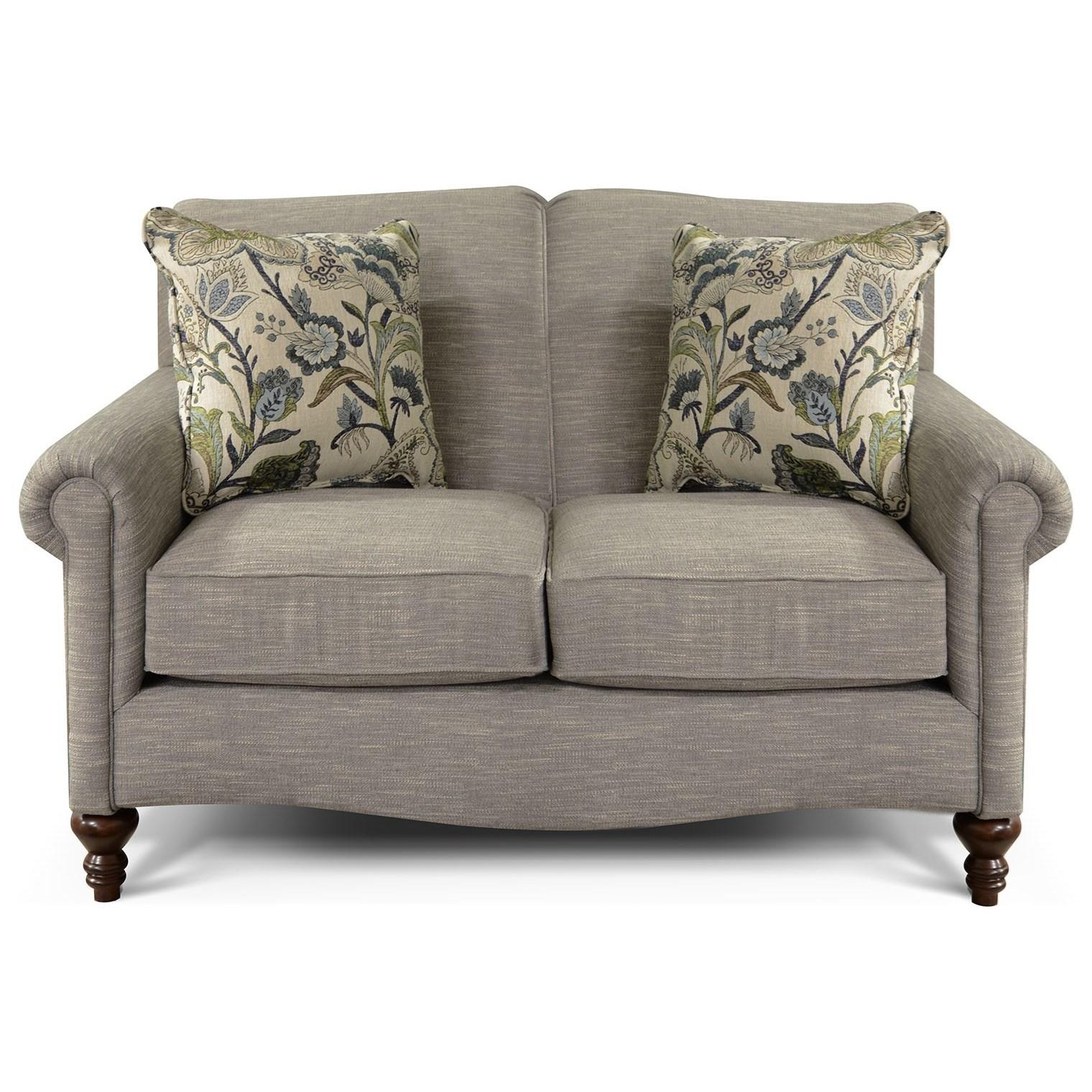 Eliza Loveseat by England at Suburban Furniture