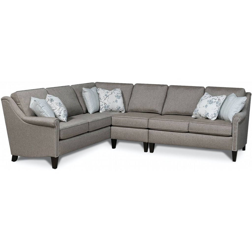 Ella Sectional by England at Furniture and ApplianceMart