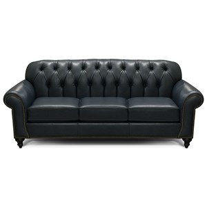 Traditional Sofa with Nailhead Trim
