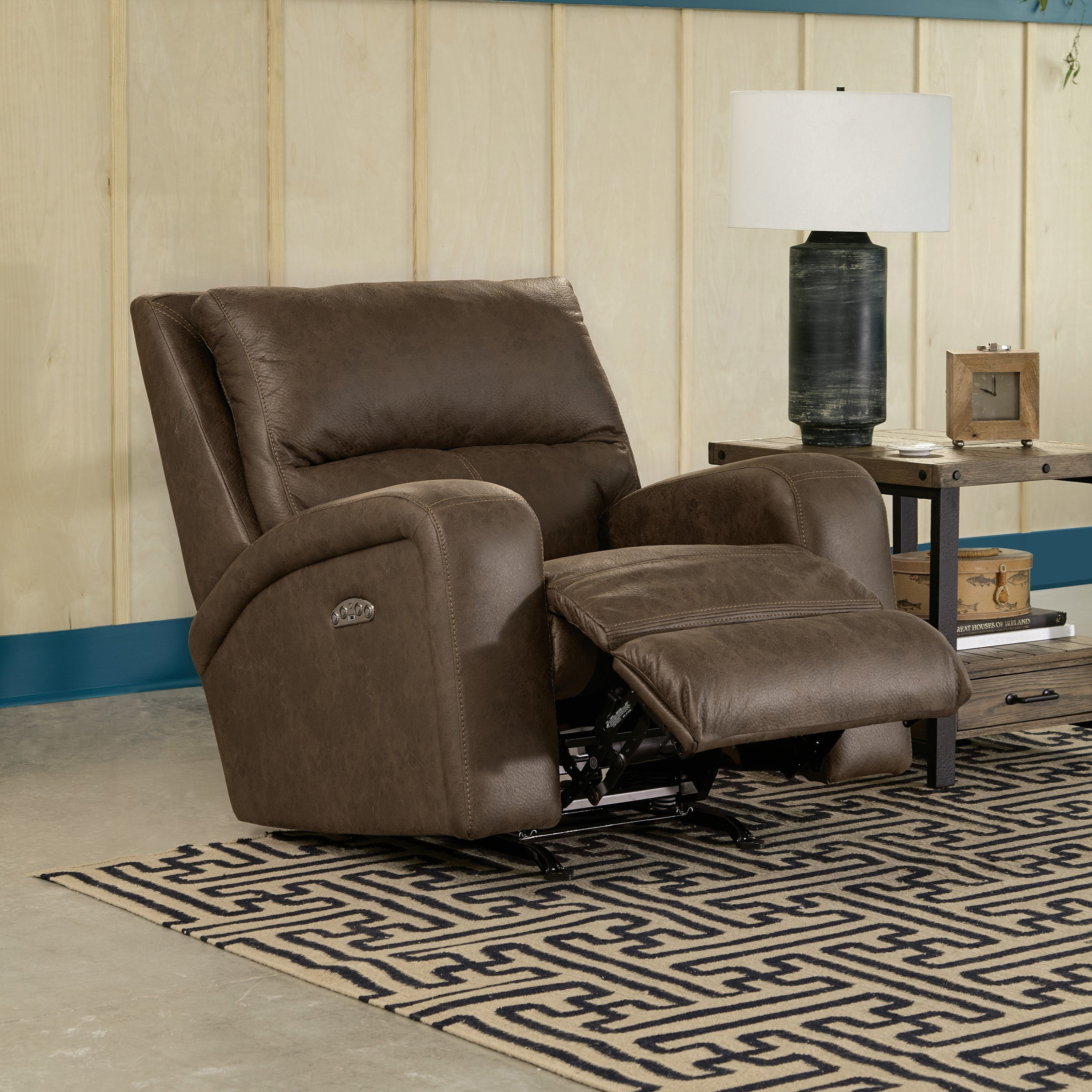 EZ2200 Power Rocker Recliner by England at SuperStore