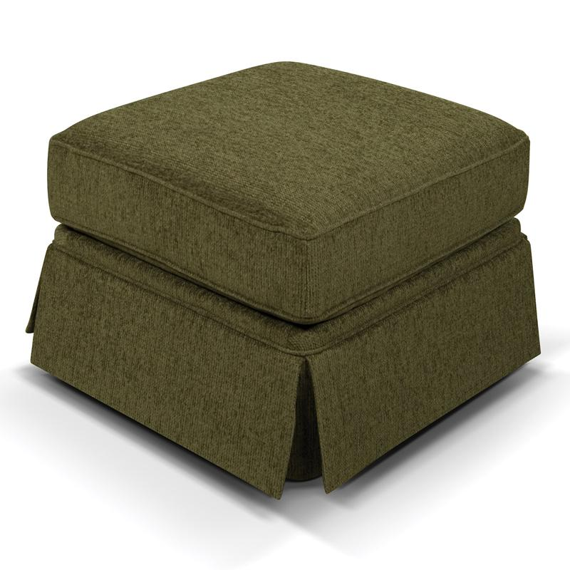 Fernwood Ottoman by England at Sadler's Home Furnishings