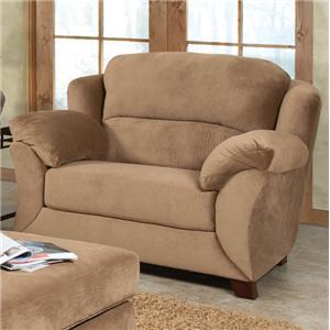 England Geoff  Chair & 1/2